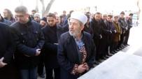 GIYABİ CENAZE NAMAZI - Kütahya'da Şehitler İçin Gıyabi Cenaze Namazı Kılındı