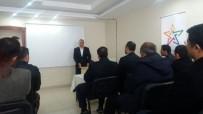 ADNAN BOYNUKARA - Milletvekili Boynukara, Suriyeliler İle Bir Araya Geldi