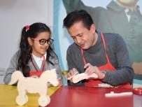 TUZLA BELEDİYESİ - Minik Eller Halepli Çocuklar İçin Oyuncak Yaptı