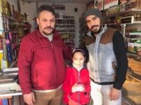 Minik Nesibe Halep İçin Kumbarasını Bağışladı