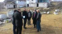 ERSOY ARSLAN - Muhtarlıklar Dairesi'nden Muhtarlara Ziyaret