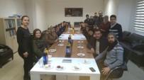 GÜMRÜK MÜDÜRÜ - Naci Topçuoğlu MYO Öğrencilerinden Gümrük Müdürlüğüne Ziyaret