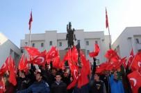 Nevşehir Teröre Karşı Tek Yürek Oldu