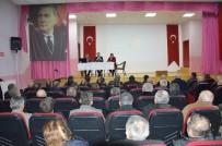 SEÇİMİN ARDINDAN - Niksar'da Vakıf Muhtar Üye Seçimleri Yapıldı
