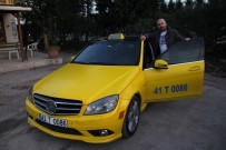 MURAT ASLAN - (Öze Haber) 100 Bin TL'lik Lüks Otomobilini Taksiye Çevirdi