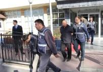 MOTOR USTASI - Samsun'da Oto Hırsızlığı Şebekesi 10 Kişi Adliyeye Sevk Edildi