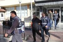 MOTOR USTASI - Samsun'da Oto Hırsızlığına 4 Tutuklama
