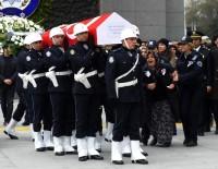 MUSTAFA ÇALIŞKAN - Şehit Polis Numan Şeref Datlı İçin Emniyet Müdürlüğü'nde Tören Düzenlendi