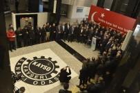 TÜRK SANAYICILERI VE İŞADAMLARı DERNEĞI - STK'lardan Kayseri'de Teröre Karşı Ortak Tepki