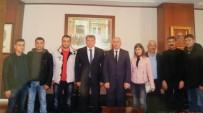 SENDİKA BAŞKANI - Türk-İş'ten Emniyet'e Taziye Ziyareti