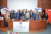 GAZIOSMANPAŞA ÜNIVERSITESI - Üniversite Öğrencilerine 'Kayıtlı İstihdam Semineri'
