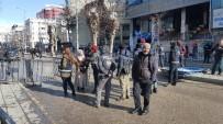 YÜZÜNCÜ YıL ÜNIVERSITESI - Van'da 'Teröre Lanet' Yürüyüşü