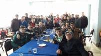 VEZIRHAN - Vezirhan'da Dostluk Rüzgarları Esti