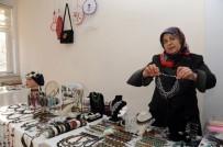 GÖZLEME - Yeni Yıl Hediyeleri Hanımeller Çarşısı'nda