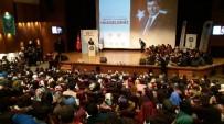 MESCİD-İ NEBEVİ - Ahmet Davutoğlu, Uludağ Üniversitesi'nde Gençlerle Buluştu