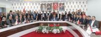 MUSTAFA ATAŞ - AK Parti Genel Başkan Yardımcısı Mustafa Ataş Denizli'de Partililerle Buluştu
