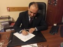 MURAT BAYBATUR - AK Parti'li Baybatur'dan Anayasa Teklifine İmza