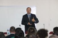 ALAADDIN KEYKUBAT - ALTİD Başkanı Sili Öğrencilerle Buluştu