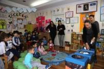 GERİ DÖNÜŞÜM - Anaokulu Öğrencilerine Geri Dönüşüm Semineri