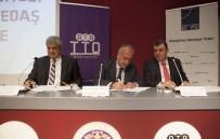 ELEKTRİK DAĞITIMI - Atatürk Üniversitesi Ve Aras Elektrik Dağıtım A.Ş. Arasında İşbirliği Protokolü İmzalandı