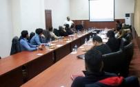 ZEYTİNYAĞI - Aydın Ticaret Borsası Zeytincilik Sektörüne Yönelik İlk Eğitimini Gerçekleştirdi