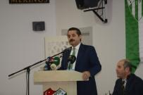 KÖTÜLÜK - Bakan Çelik'ten Bursaspor'a Tam Destek