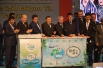 VEYSEL EROĞLU - Bakan Eroğlu 14 Yatırımın Temelini Attı