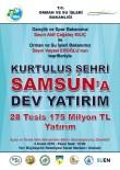 VEYSEL EROĞLU - Bakanlar 314 Milyon TL'lik 42 Müjde İle Samsun'a Geliyor