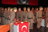 GARNİZON KOMUTANI - Bartın'da 365'İnci Kısa Dönem Jandarma Erler Törenle Yemin Etti