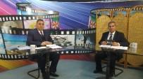 CANLI YAYIN - Başkan Can Açıklaması '2017 Yılında Tarsus Mega Projelerle Tanışacak'