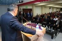 SELAHATTIN GÜRKAN - Başkan Gürkan Kariyer Günlerine Katıldı