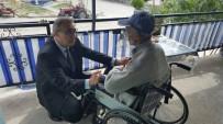 GÖKHAN KARAÇOBAN - Başkan Karaçoban'dan Engelliler Günü Mesajı