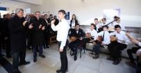 İBRAHIM KARAOSMANOĞLU - Başkan Karaosmanoğlu Dört Okulda İnceleme Yaptı