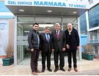 İBRAHIM KARAOSMANOĞLU - Başkan Karaosmanoğlu, ''Sağlık En Önemli Varlığımızdır''