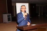 İBRAHIM KARAOSMANOĞLU - Başkan Karaosmanoğlu Ve Başkan Köşker, Amatör Spor Kulüp Yöneticileri İle Bir Araya Geldi