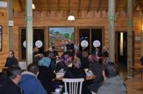 MEHMED ALI SARAOĞLU - Başkan Saraoğlu'ndan Belediye Personeline Teşekkür