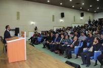 İSTANBUL ÜNIVERSITESI - 'Beni Ben Yapan Dildir' Konulu Konferans