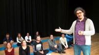 MATEMATIK - Bergama'da Şehir Tiyatrosu Kuruldu