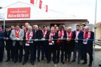 YEREL SEÇİMLER - Beşen Mahallesi Bilgi Ve Kültür Evi Hizmete Açıldı