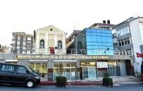 BEYOĞLU BELEDIYESI - Beyoğlu'nda Semt Konakları 80 Bin Kişiye Hizmet Veriyor