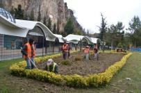 PAZARCI ESNAFI - Bilecik Belediyesi Çalışmalarına Devam Ediyor