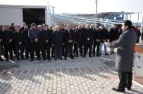 KANALİZASYON - Bozüyük Belediyesi Su Ve Kanalizasyon Müdürlüğü'nün Yeni Binası Hizmete Girdi
