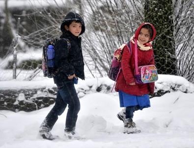 Bu illerde okullar tatil edildi