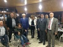 RAMAZAN AKYÜREK - Büyükşehir'den Engellilere Sandalye