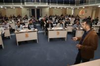 İŞ GÜVENLİĞİ UZMANI - Büyükşehirden 'İş Sağlığı Ve Güvenliği' Eğitimi