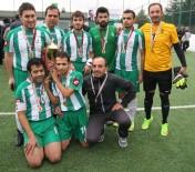 TURKCELL - Çankaya, Turkcell Sesi Görenler Ligi'nde 4. Kez Şampiyon Oldu