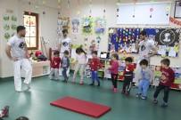 Çaykara Capoeira İle Tanıştı