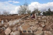 CEYLANPINAR - Ceylanpınar'da Hortum Yıktı Geçti