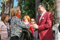 MEHMET KOCADON - CHP Ankara Milletvekili Gülsün Bilgehan'dan Başkan Kocadon'a Ziyaret