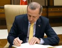 TÜRK CEZA KANUNU - Cumhurbaşkanı Erdoğan'dan kanun onayı